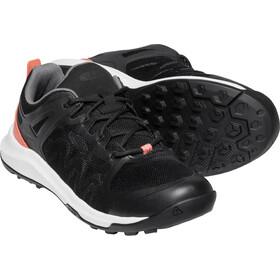 Keen Explr Vent Shoes Women black/coral